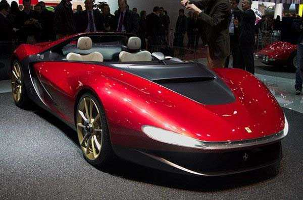 Ferrari Pininfarina Sergio – $3 million