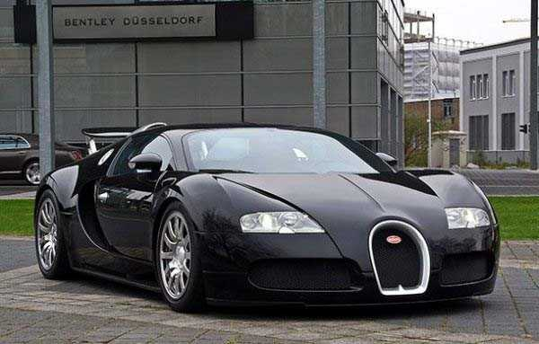 Limited Edition Bugatti Veyron by Mansory Vivere – $3.4 million