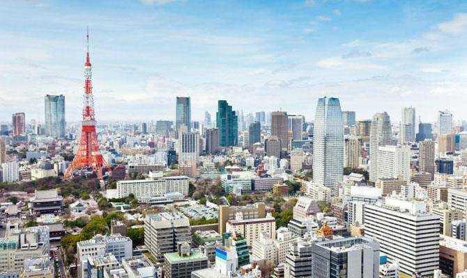 Столица Японии с населением в 37,5 млн. человек.