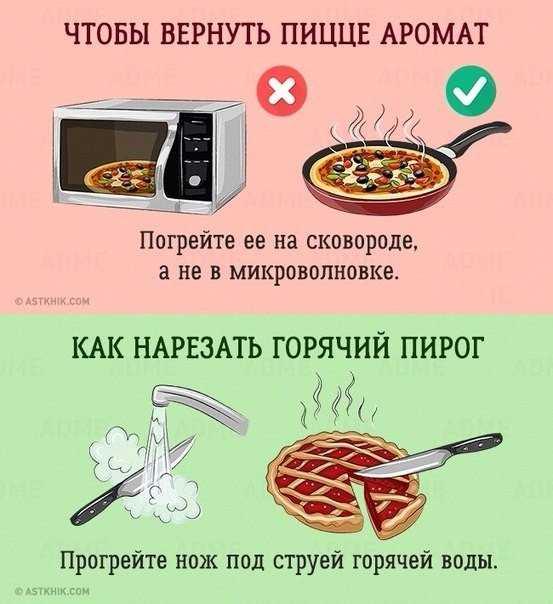 Чтобы вернуть пицце аромат