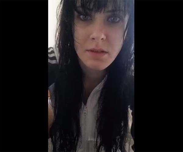 Девочка выбросилась из окнав Ставрополе (видео)