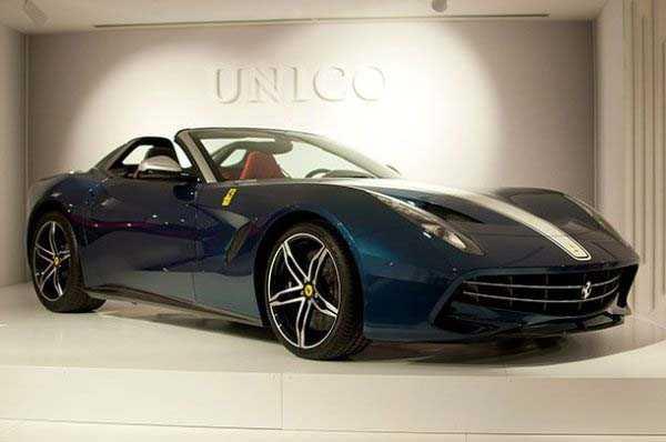 Ferrari F60 America – $2.5 million