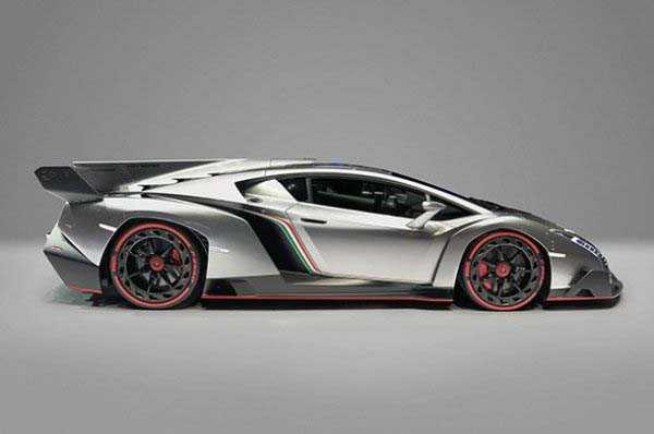 Lamborghini Veneno Roadster – $4.5 million