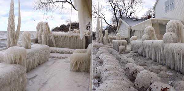 Ледяной дом