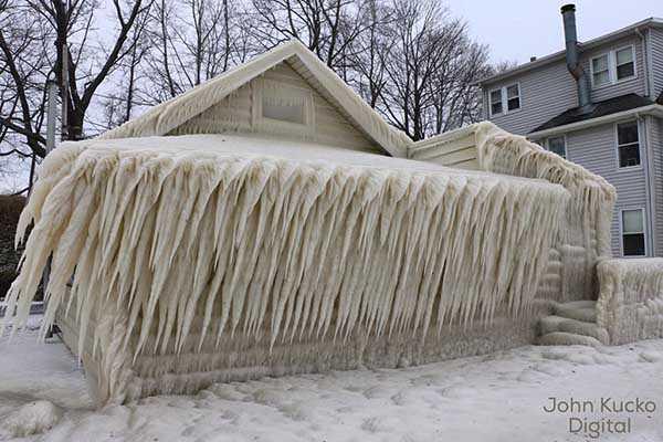 Ледяной дом 2