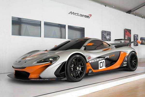 McLaren P1 GTR – $4.3 million