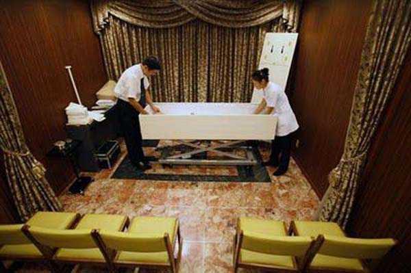 Отель для мёртвых