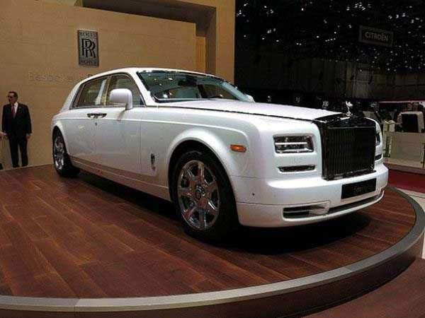Rolls-Royce Phantom Serenity – $1 million