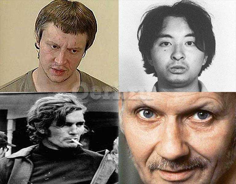 Список 10 серийных убийц мира