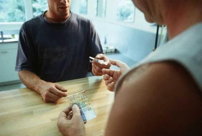 Наркомания в Швейцарии