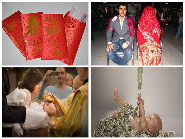 денежные традиции мира